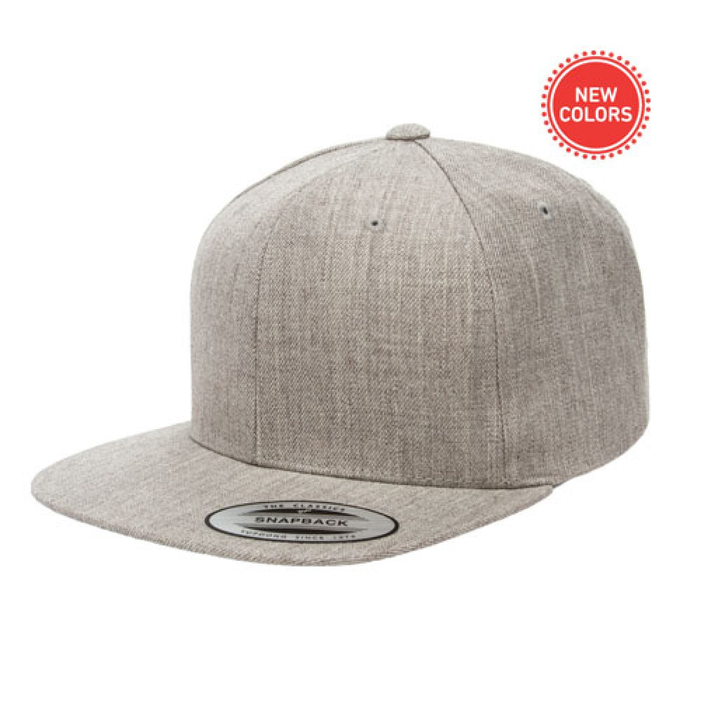 6089M Heather Grey