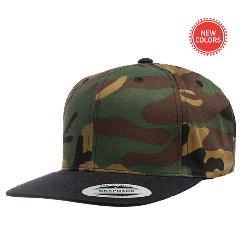 6089TC Green Camo/Black